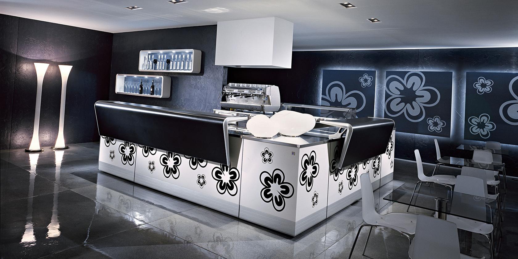 Bars new concept for Ifi arredamenti bar