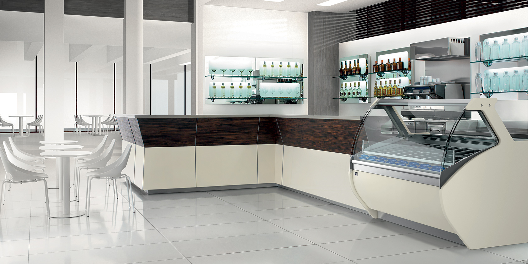 Bars new concept for Bar arredamento